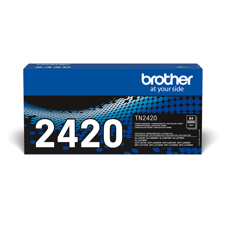 Original Brother TN-2420 sort toner