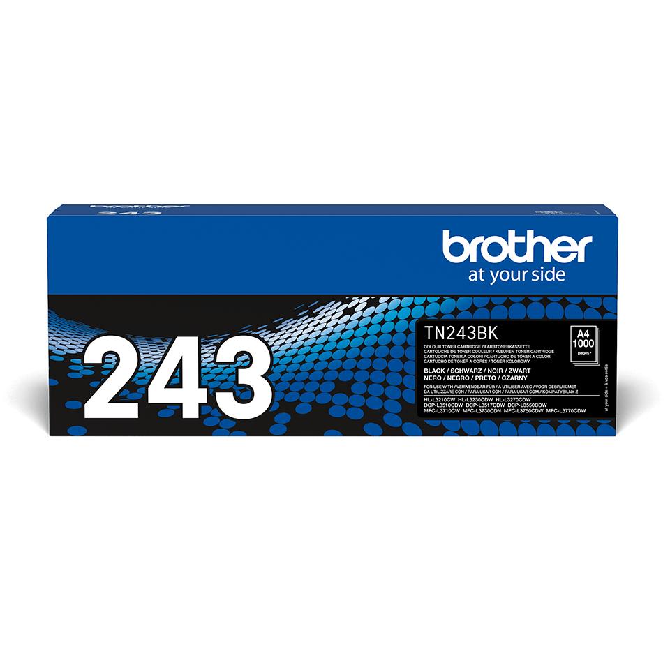 Original Brother TN243BK toner - sort 2