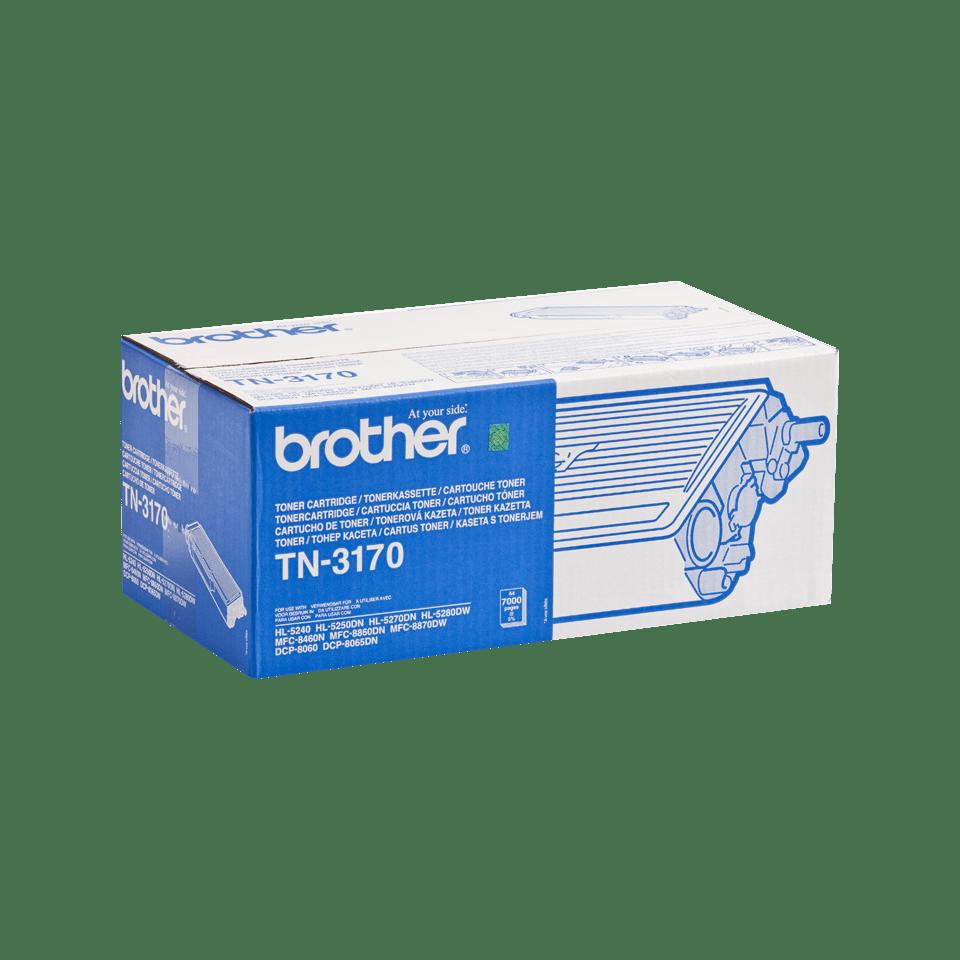 Original Brother TN3170 stor toner – sort 2