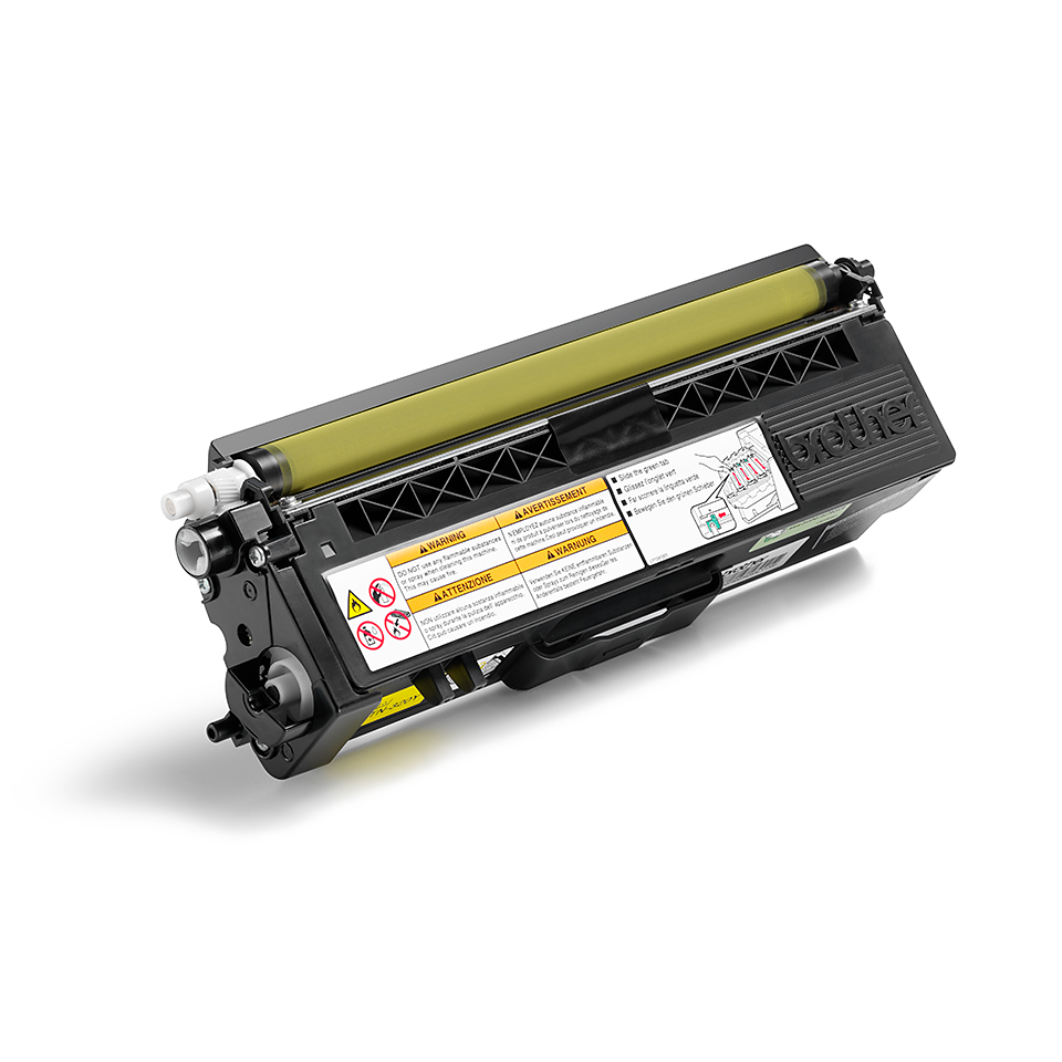 Original Brother TN320Y toner – gul