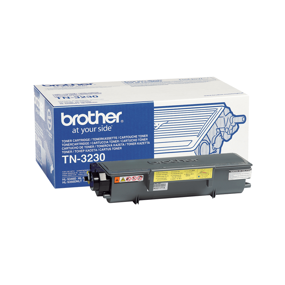 Original Brother TN3230 sort toner