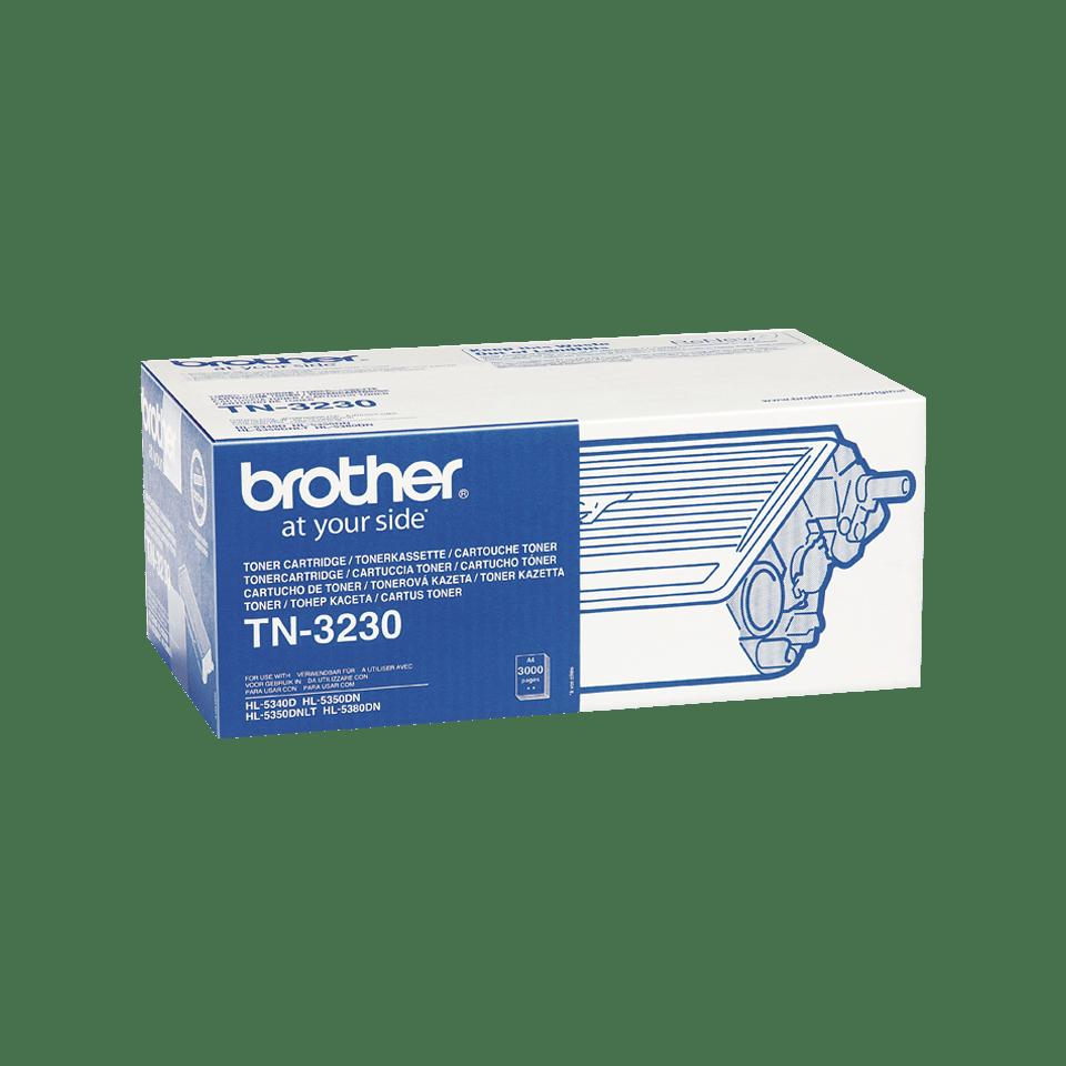 Original Brother TN3230 sort toner 2