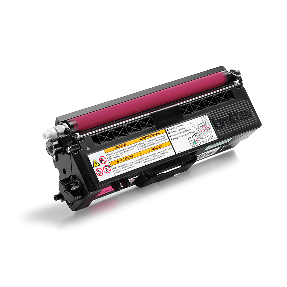 Original Brother TN325M toner – magenta