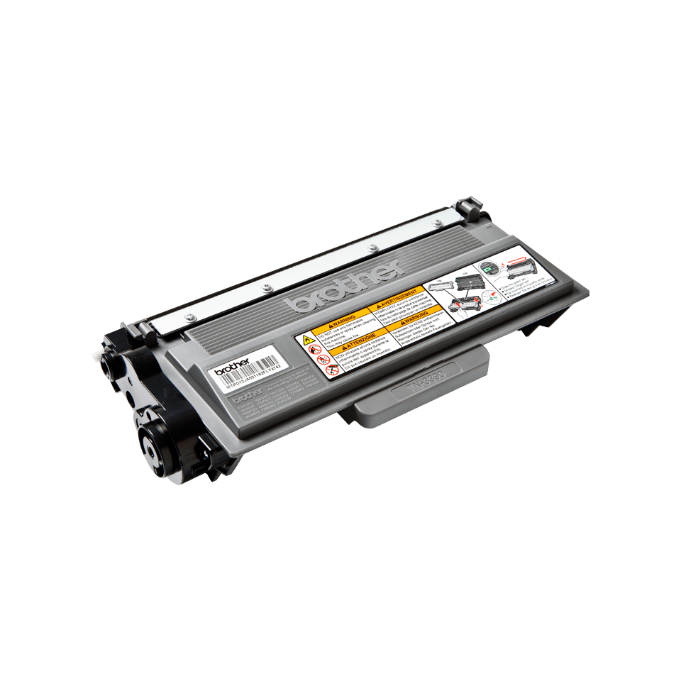 Original Brother TN3390 stor toner – sort