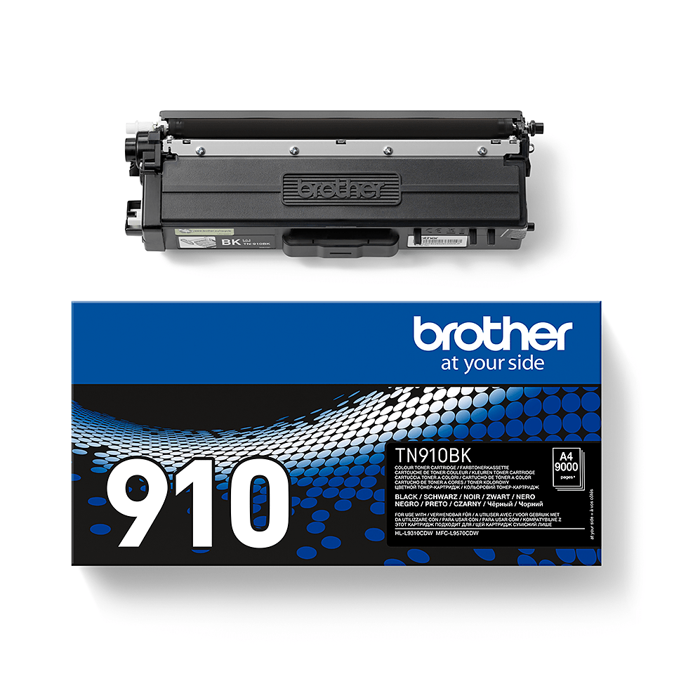 Original Brother TN910BK toner – sort 2
