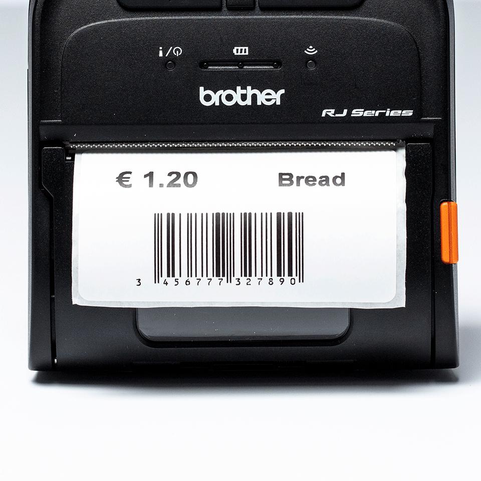BDE-1J044076-040 - udstanset labelrulle i hvid 4