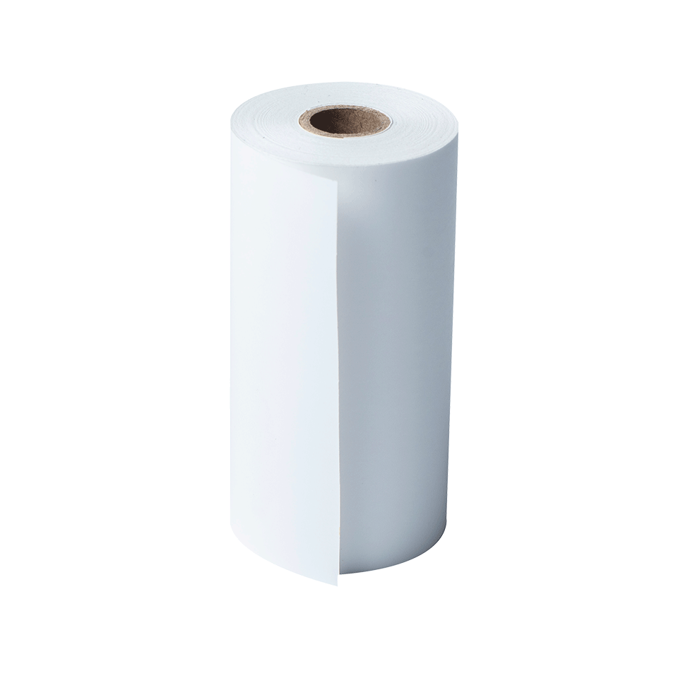 BDE-1J000079-040 - hvid kvitteringsrulle