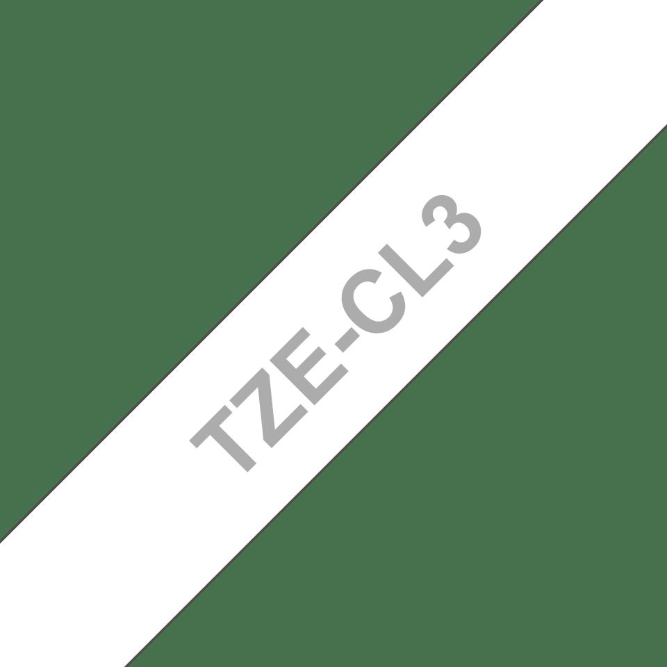 Brother TZeCL3 rensetape til printhoved – 12 mm bred 3