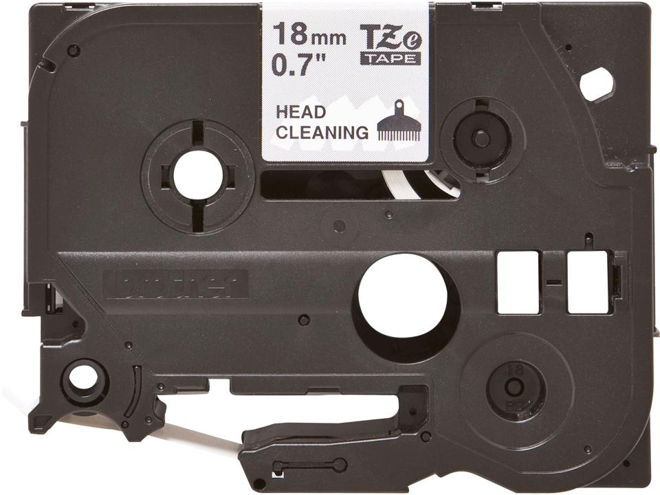 Brother TZe-CL4 rensetape til printhoved – 18 mm bred