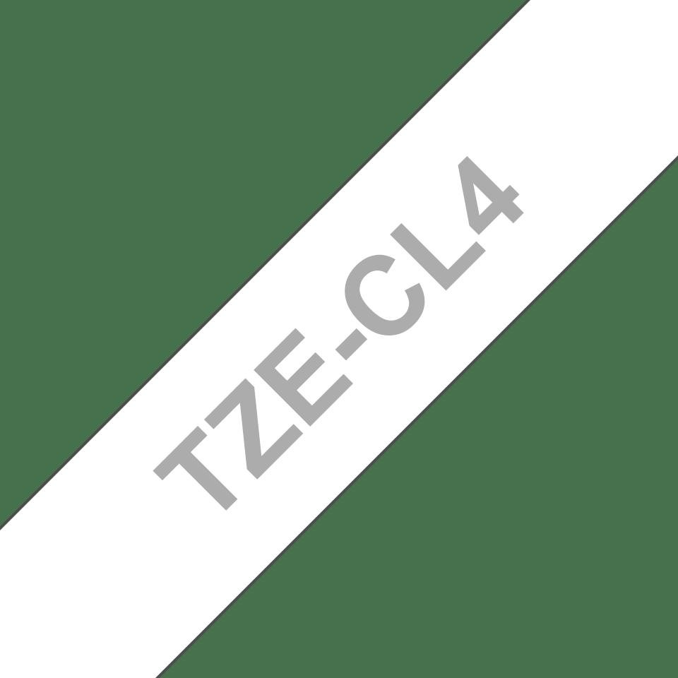 Brother TZe-CL4 rensetape til printhoved – 18 mm bred 2