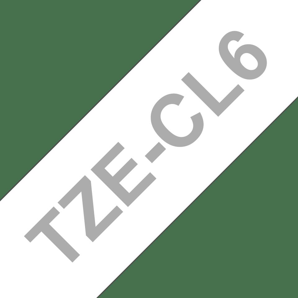 Brother TZeCL6 rensetape til printhoved – 36 mm bred 3
