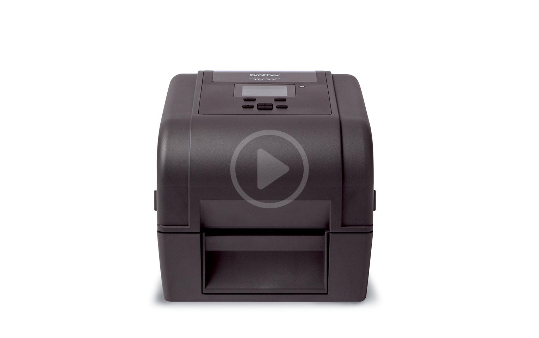 TD-4650TNWBR - labelprinter 6