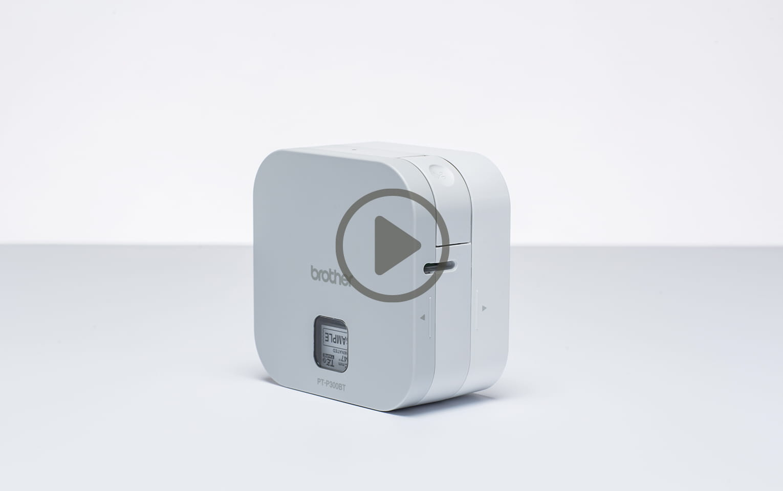 P-touch CUBE - PT-P300BT 9