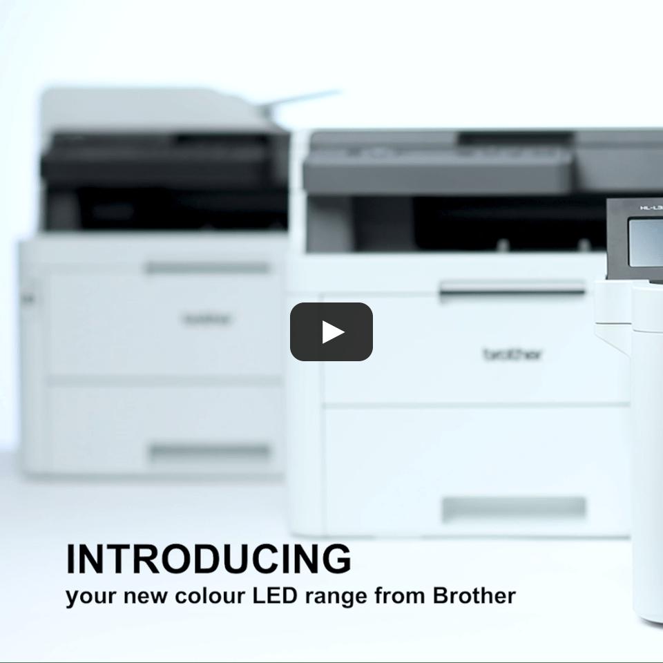 DCP-L3550CDW trådløs LED-farveprinter alt-i-én  7