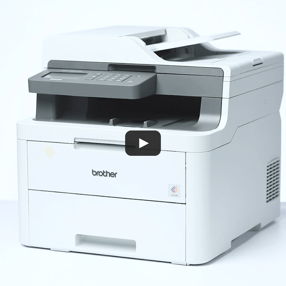 DCP-L3550CDW -  LED-farveprinter alt-i-én  6