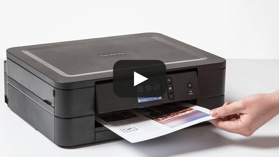DCP-J772DW - alt-i-én trådløs farve inkjetprinter 7